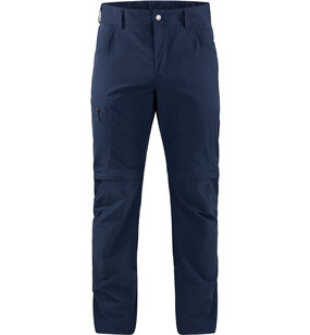 Lite Zip Off Pant Men, Tarn Blue