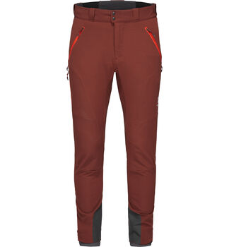 Roc Fusion Pant Men, Maroon red