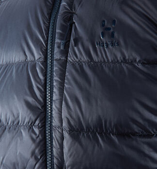 Essens Down Jacket Men, Dense blue/tarn blue