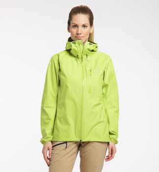 L.I.M Jacket Women, Sprout Green