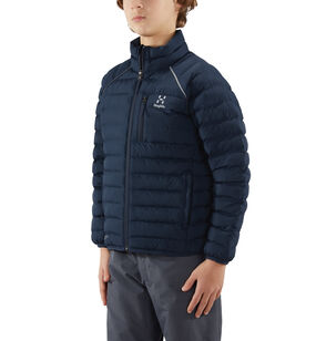 Essens Mimic Jacket Junior, Tarn Blue