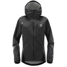L.I.M Jacket Women, True Black