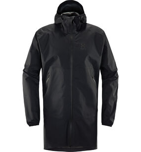 L.I.M PROOF Parka Men, True Black