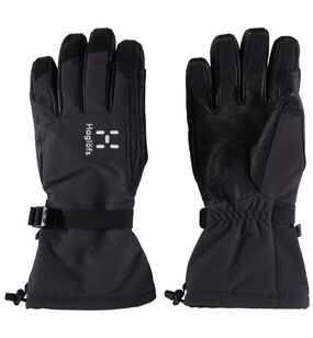 Niva Glove, True Black/Slate