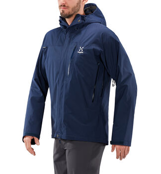 Astral Jacket Men, Tarn Blue