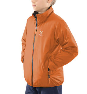 Barrier Jacket Junior, Desert Yellow/Magnetite