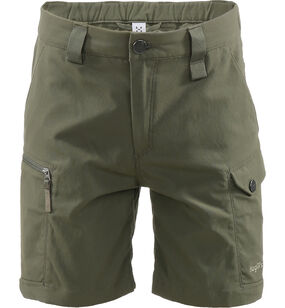 Mid Fjell Shorts Junior, Deep Woods