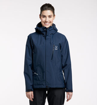 Astral GTX Jacket Women, Tarn Blue