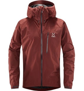 L.I.M Jacket Men, Maroon red