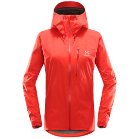 L.I.M Jacket Women, Pop Red