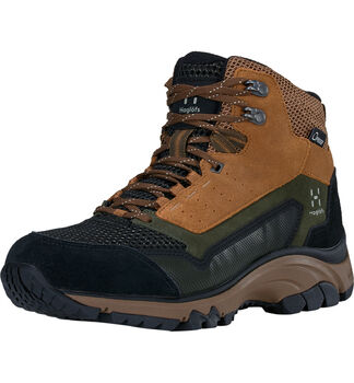 Haglöfs Skuta Mid Proof Eco Women, Oak/Deep Woods