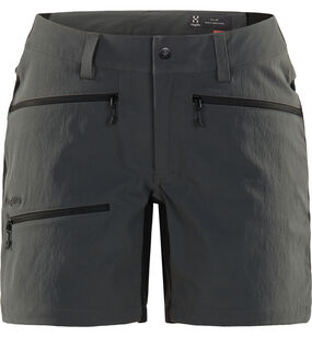 Rugged Flex Shorts Women, Magnetite/True Black