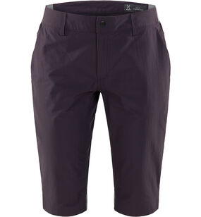Amfibious Long Shorts Women, Acai Berry