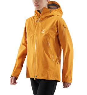 Roc Spire Jacket Women, Desert yellow