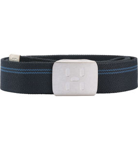 Stretch Webbing Belt, Tarn Blue