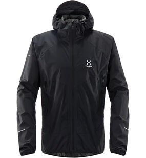 L.I.M PROOF Multi Jacket Men, True Black Solid