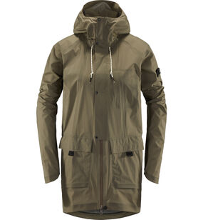 Nusnäs 3L Jacket Women, Dune