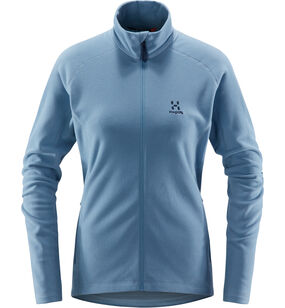 Astro Jacket Women, Silver blue