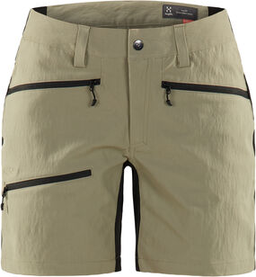 Rugged Flex Shorts Women, Lichen/true black