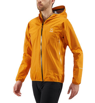 L.I.M Comp Jacket Men, Desert yellow