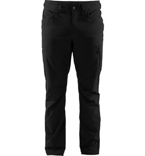 Mid Fjell Pant Men, True Black