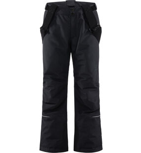 Niva Insulated Pant Junior, True Black