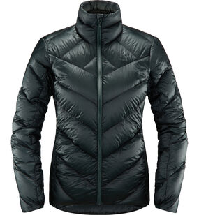 L.I.M Essens Jacket Women, Mineral