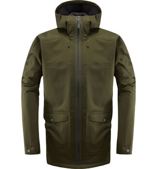 Eco Proof Jacket Men, Deep Woods