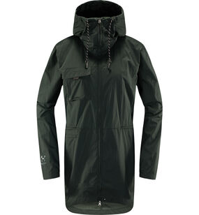 Särna Shield Parka Women, Mineral