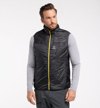 L.I.M Barrier Vest Men, Magnetite