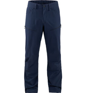 Mid Flex Pant Men, Tarn Blue