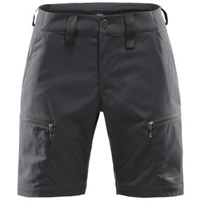 Mid Fjell Shorts Women, True Black