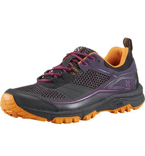 Haglöfs Gram Trail Women, Acai berry/true black