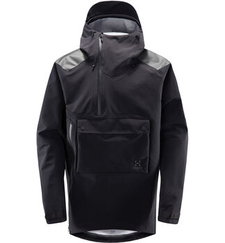 Edge Evo Anorak Unisex, True Black