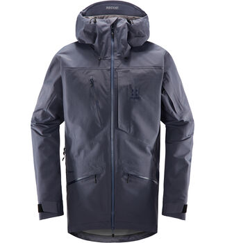 Nengal 3L PROOF Parka Men, Dense blue