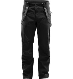 Line Pant Men, True Black