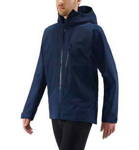 Niva Jacket Men, Tarn blue solid