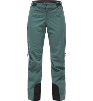 L.I.M Touring PROOF Pant Women, Willow green