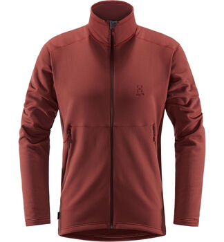 Bungy Jacket Men, Maroon red