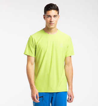 L.I.M Tech Tee Men, Sprout Green