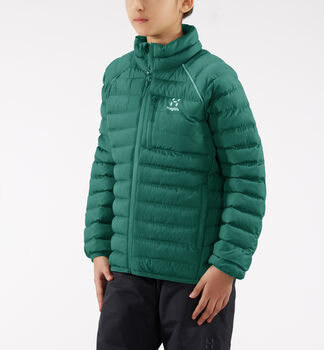 Essens Mimic Jacket Junior, Willow green