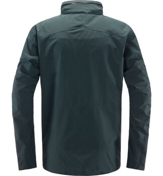 Tyngen 2L Jacket Men, Mineral