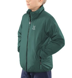 Barrier Jacket Junior, Willow green/mineral