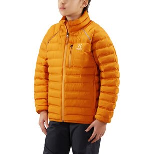 Essens Mimic Jacket Junior, Desert yellow