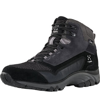 Haglöfs Skuta Mid Proof Eco Women, True Black/Magnetite