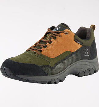 Haglöfs Skuta Low Proof Eco Men, Oak/Deep Woods