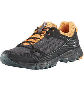 Haglöfs Trail Fuse Men, True black/desert yellow