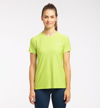 L.I.M Tech Tee Women, Sprout Green