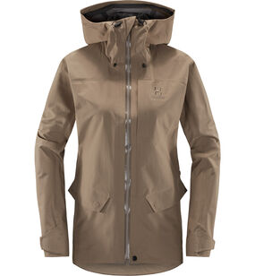Grym Evo Jacket Women, Dune