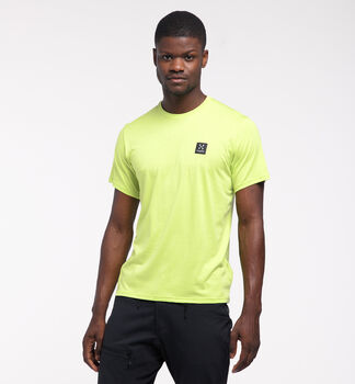 Lyocell H Tee Men, Sprout Green